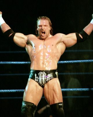 """""""The Game"""" Triple H W9x3p0dq"""